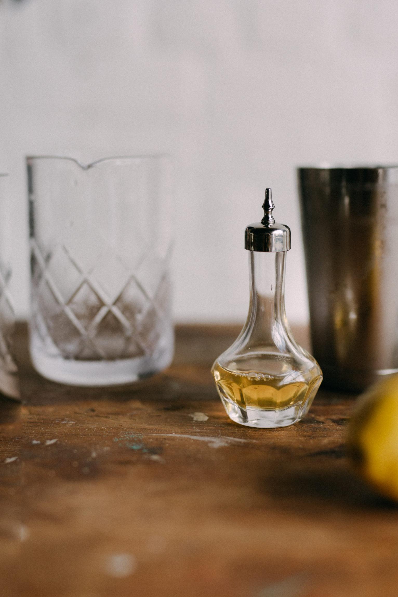 Bitters dasher bottle