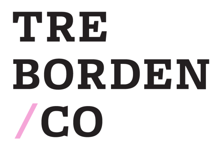 Tre Borden Logo stacked