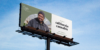 Billboard showcasing This is California Cannabis campaign
