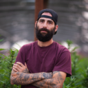 Grower from Walnut Oaks, outdoor cannabis farm