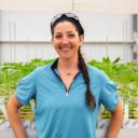 Grower from Kind Farms, indoor cannabis farm